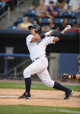 Yankees C Gary Sanchez