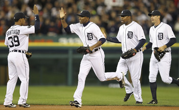 The Tigers have some unfinished business to take care of in 2012.