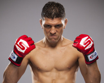 Nick Diaz; photo cred: Strikeforce