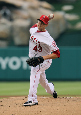 Angels SP Garrett Richards