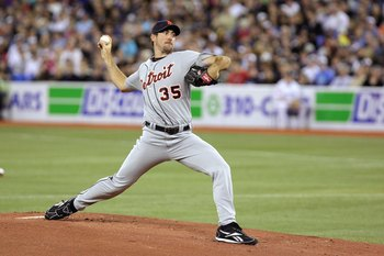Justin Verlander earned his second career no-hitter in 2011, as well as the American League MVP and Cy Young awards.