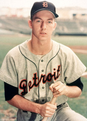 Al Kaline came straight out of Baltimore's Southern High School to the Tigers and the rest is history.