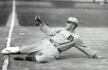 Ty Cobb is arguably the greatest player to ever play the game.