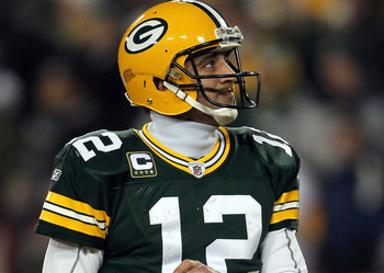 Aaron Rodgers, Packers