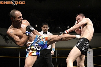 Photo courtesy of Sherdog.com