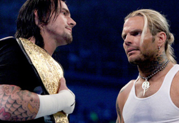 Hopefully, Jeff Hardy can become this relevant again in the industry.