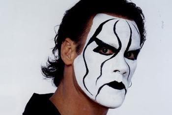 Sting Face Paint