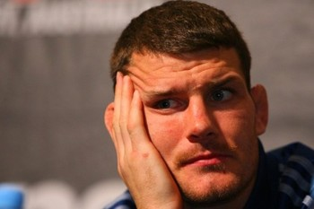 Michael Bisping; photo cred: cagepotato.com