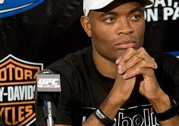 Anderson Silva; photo cred: mmaresolutions.com