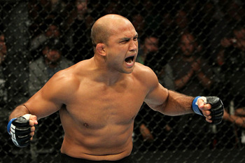 BJ Penn; photo cred: fiveouncesofpain.com
