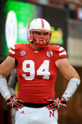 Nebraska DE Jared Crick
