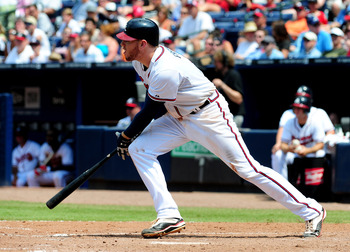 Freddie Freeman will lead the Braves into the playoffs this year.