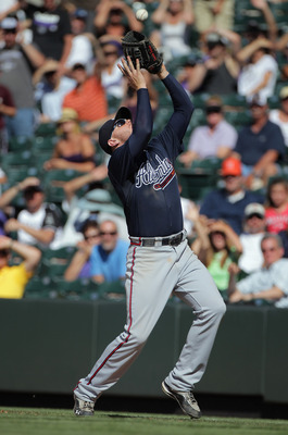 Freddie Freeman should improve his defense this year.