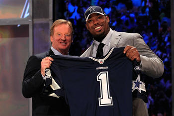 Cowboys need more draft picks like Tyron Smith.