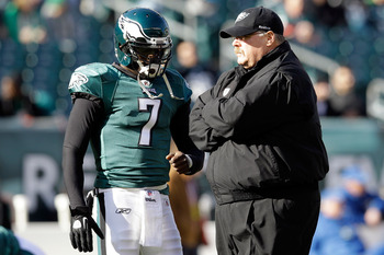 Michael Vick and the Philadelphia Eagles finished 8-8 in 2011 and nearly made the playoffs