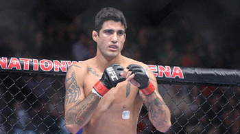 Kendall Grove/ photo cred: Jeff Cain for MMAWeekly.com