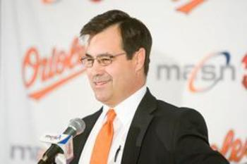Can Dan Duquette successfully turn the Orioles into a winning franchise once again? Photo courtesy bizjournals.com