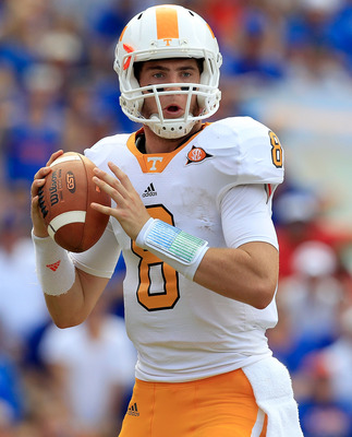 There were no offensive line recruits to protect Tyler Bray in 2012.
