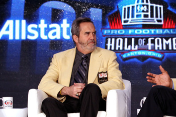 Dan Fouts never won a Super Bowl, but you'd never know that since he may be the best QB ever in his mind.