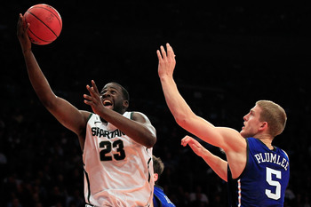 Michigan State PF Draymond Green