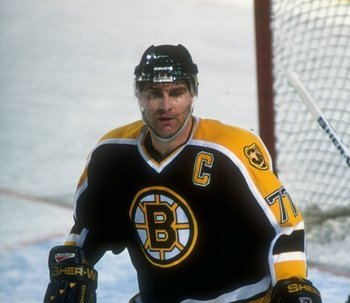 1997 was one of the worst years for the Bruins and Ray Bourque.