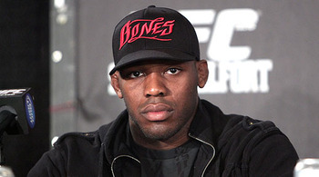 Jon Jones/ Ken Pishna for MMAWeekly.com