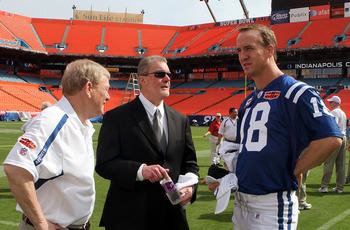 This Colts threesome is already down to two.