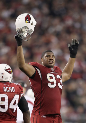 Calais Campbell is both versatile and dominant along the D-line