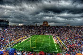 50 estadios que debes visitar antes de morir