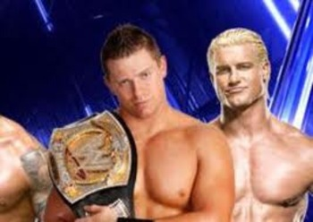 The Miz and Dolph Ziggler