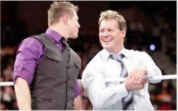 The Miz and Chris Jericho