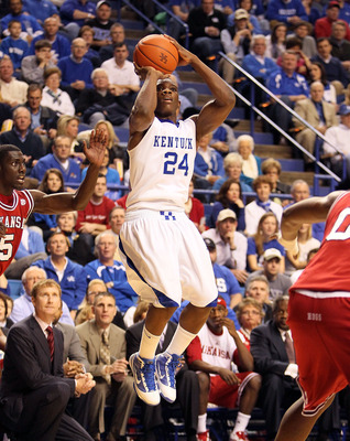 Bledsoe was a shooting guard at UK but his natural position is a point guard.