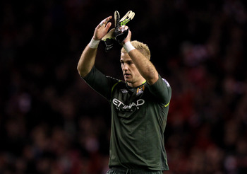 The Man City stopper has cemented his place as England number 1