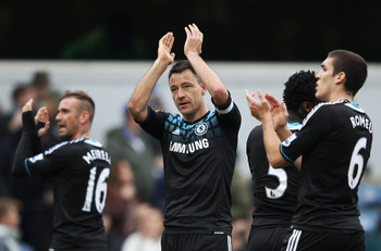 Former captain John Terry was stripped of the captaincy by the FA in the lead up to Capello's departure