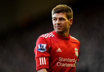 Liverpool captain Steven Gerrard will almost certainly be part of any England squad