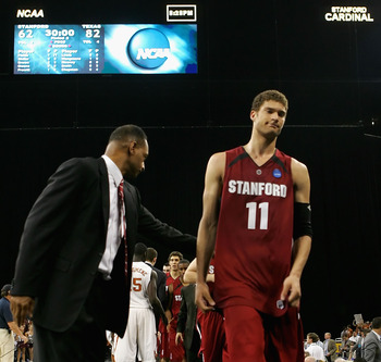 Stanford Coach Trent Johnson: No Scholie for Lin