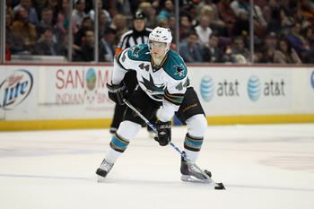 """Pickles"" is the Sharks most balanced talent on the blue line"