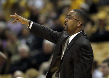 Missouri coach Frank Haith is considered by many as the front runner for National Coach of the Year.