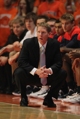 Gonzaga Coach Mark Few will look for revenge against BYU on 2/23.