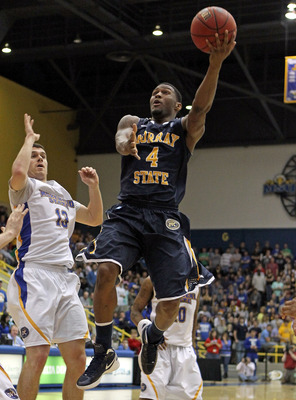 BYU may need to hope that presumptive NCAA teams such as Murray State win their conference postseason tournaments.