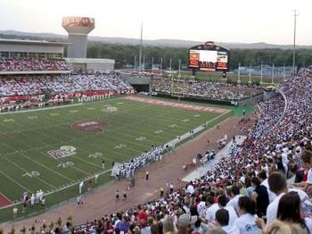 Ranking All 120 College Football Stadiums Heading into ...