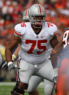 Mike Adams, OT Ohio State