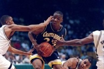Johnny Taylor Led Chattanooga To The Sweet 16 In 1997