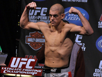 Joe Lauzon - Rob Tatum/The MMA Corner