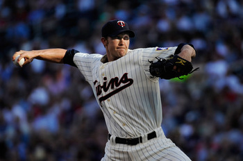 Scott Baker was the Twins best pitcher in 2011.