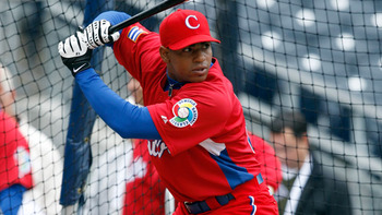 Yoenis Cespedes will be a member of the Oakland A's.