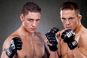 Main Card Predictions for UFC on Fuel TV 1