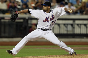 The Mets and their fans are hoping for a healthy Johan Santana in 2012.