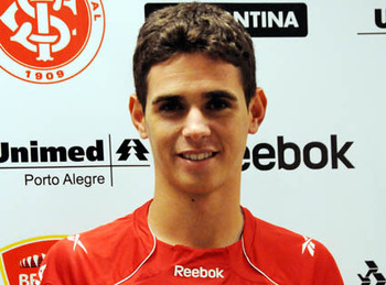 Oscar's young career is about to blossom. Photo courtesy of Footballzz.com