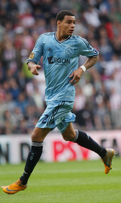 Gregory van der Wiel has attracted the attention of many top clubs.